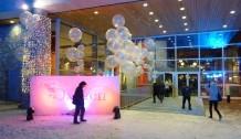 Inauguration du centre Oxygène à Val D'Isère
