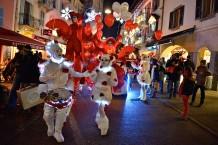 Parade de Noël Chamonix 2015