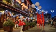 Chamonix fête sa rue