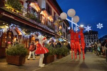 Chamonix fête sa rue 2018