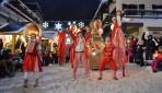 Chamonix fête noël image