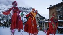 Carnaval Mexicain Val d'Isère 2017