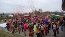 Annecy-Le-Vieux fête le carnaval 2013