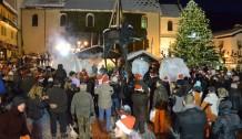 Megève fête Noël 2011