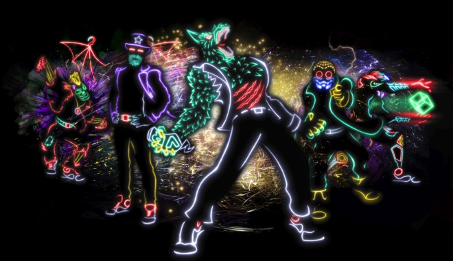 Light balance Univers